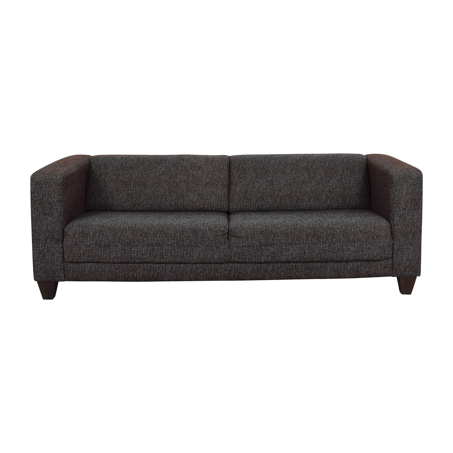 eq3 sofa michael jackson 75 off stella two cushion sofas coupon