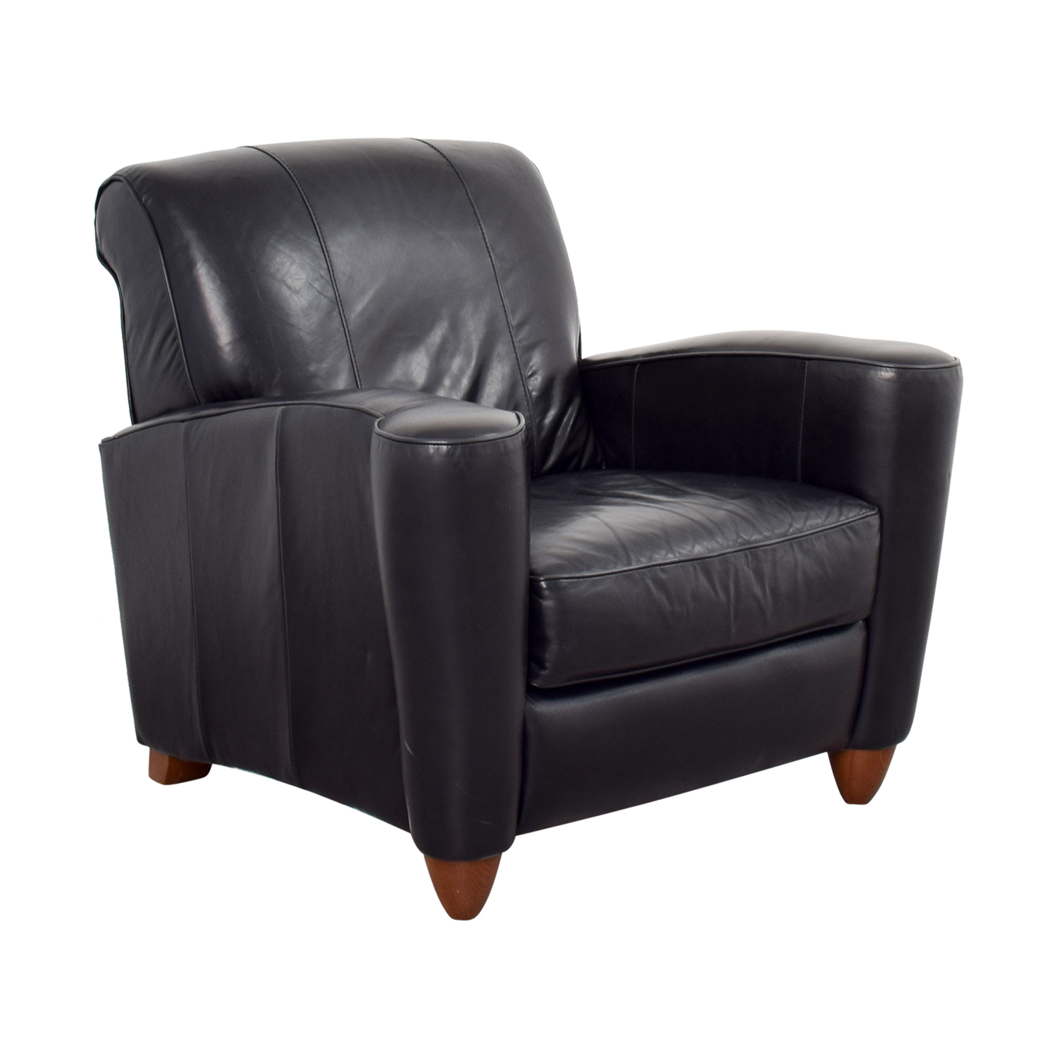 Best Reading Chair 76 Off Leather Library Reading Chair Chairs