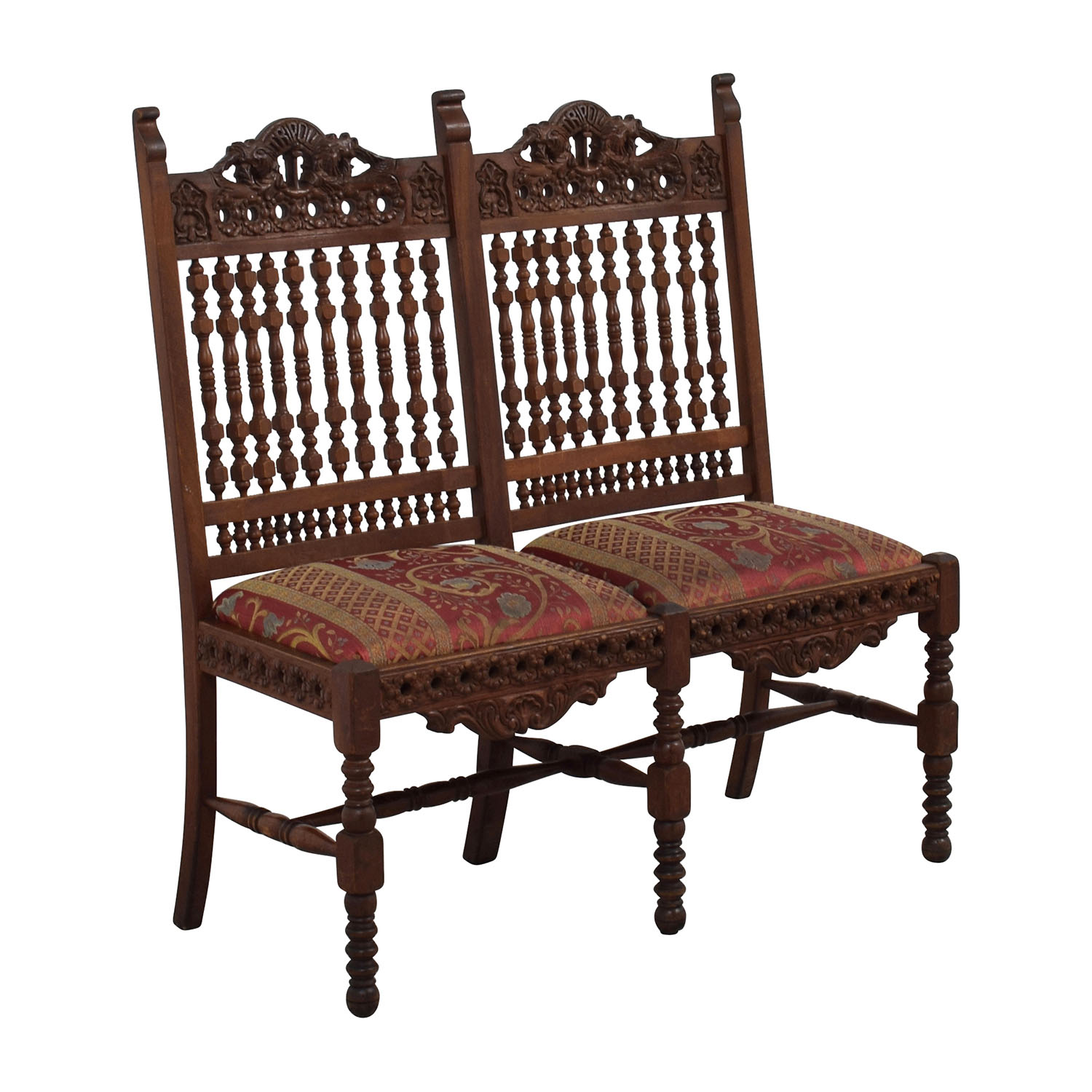 Hand Chairs 90 Off Hand Carved Antique Baroque Chair Chairs
