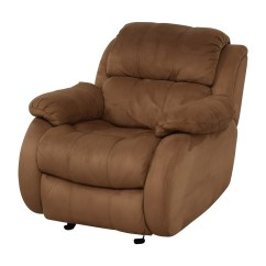 Recliner Chairs Cheap Rv Swivel 64 Off Bob 39s Discount Furniture Brown