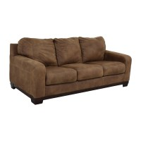 79% OFF - Ashley Furniture Ashley Furniture Kylun Brown ...