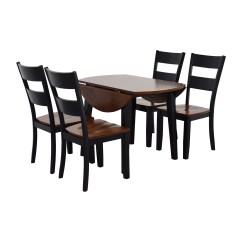Bobs Furniture Kitchen Sets Utensil Organizer 45 Off Bob 39s Leaf Folding