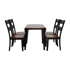 Bobs Furniture Kitchen Sets Design A Layout Dining Used For Sale
