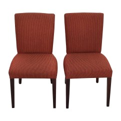 Room And Board Chair Grey High Back Dining 83 Off Anssel Rust
