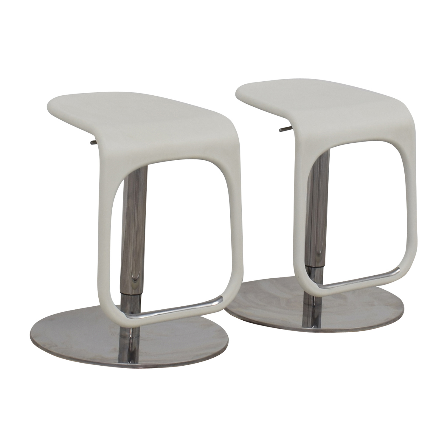 ikea bar chair shower commode 58 off white modern stools chairs