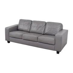 Grey Sofa Table Ikea Multi Purpose 41 Off Skogaby In Light Sofas