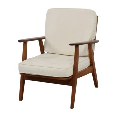 Revolving Chair Second Hand Zebra High 60 Off Danish Mid Century Arm Chairs