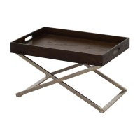 85% OFF - West Elm West Elm Collapsible Coffee Table / Tables