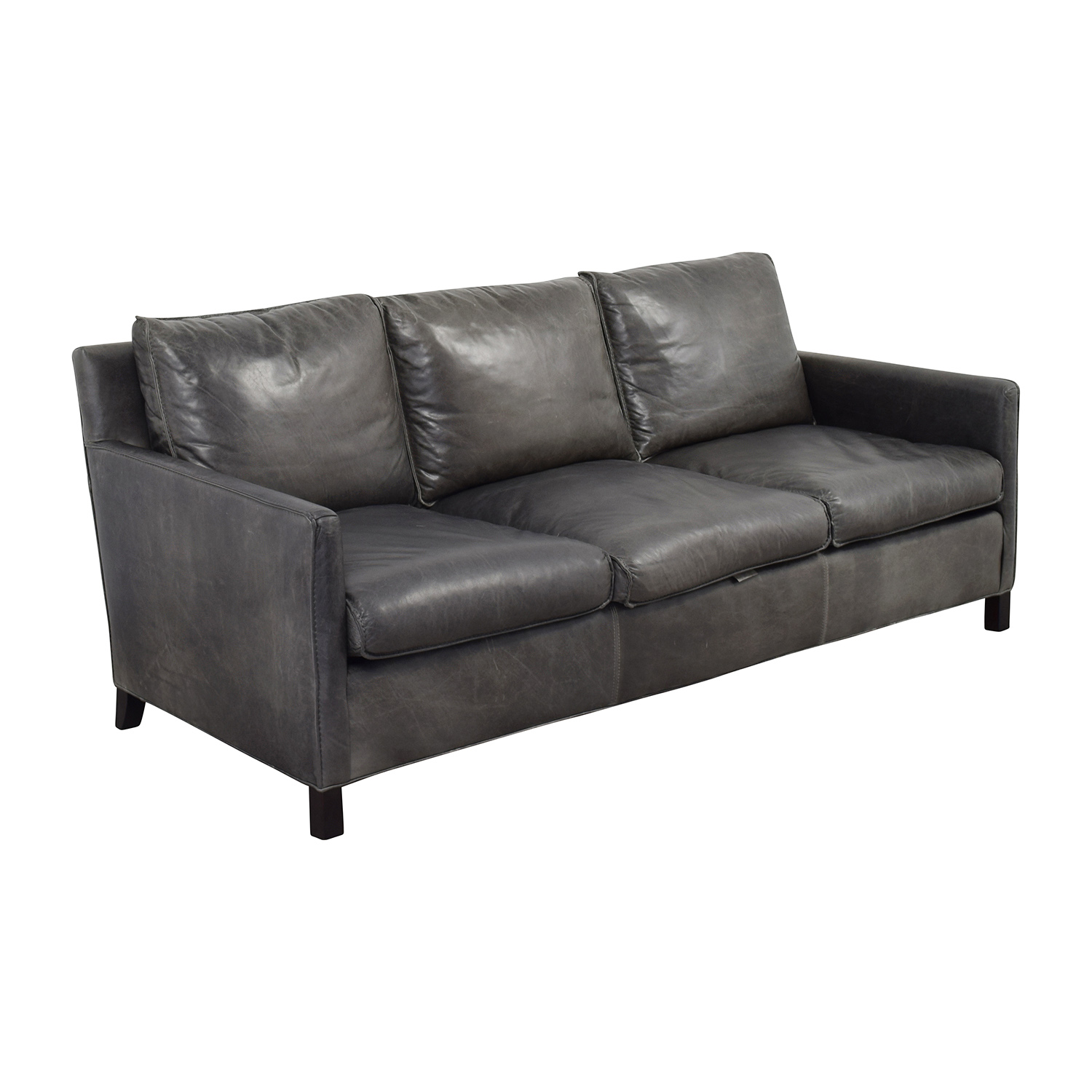room and board sofas sectionals sloane sofa darlings of chelsea 62 off bram leather