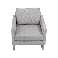 69% OFF - IKEA IKEA Mellby Dogtooth Accent Chair / Chairs