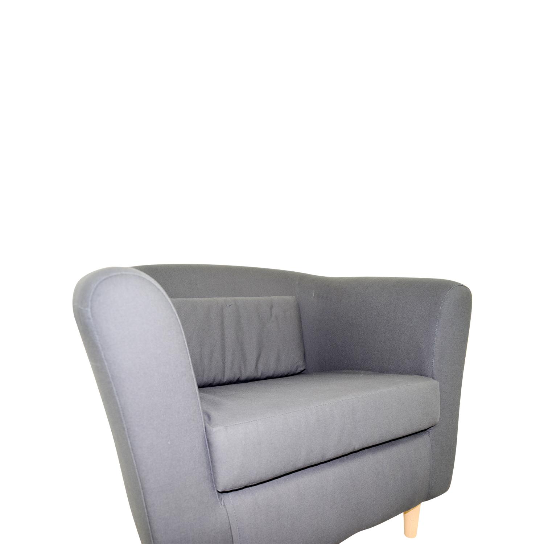 accent chairs ikea outdoor chair repair kits 40 off tullsta armchair