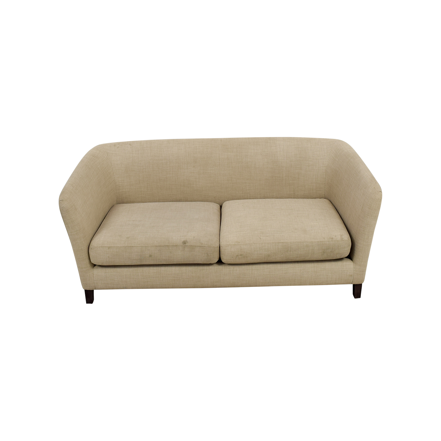 pottery barn sofa for sale by owner leather sofas in dallas area classic used