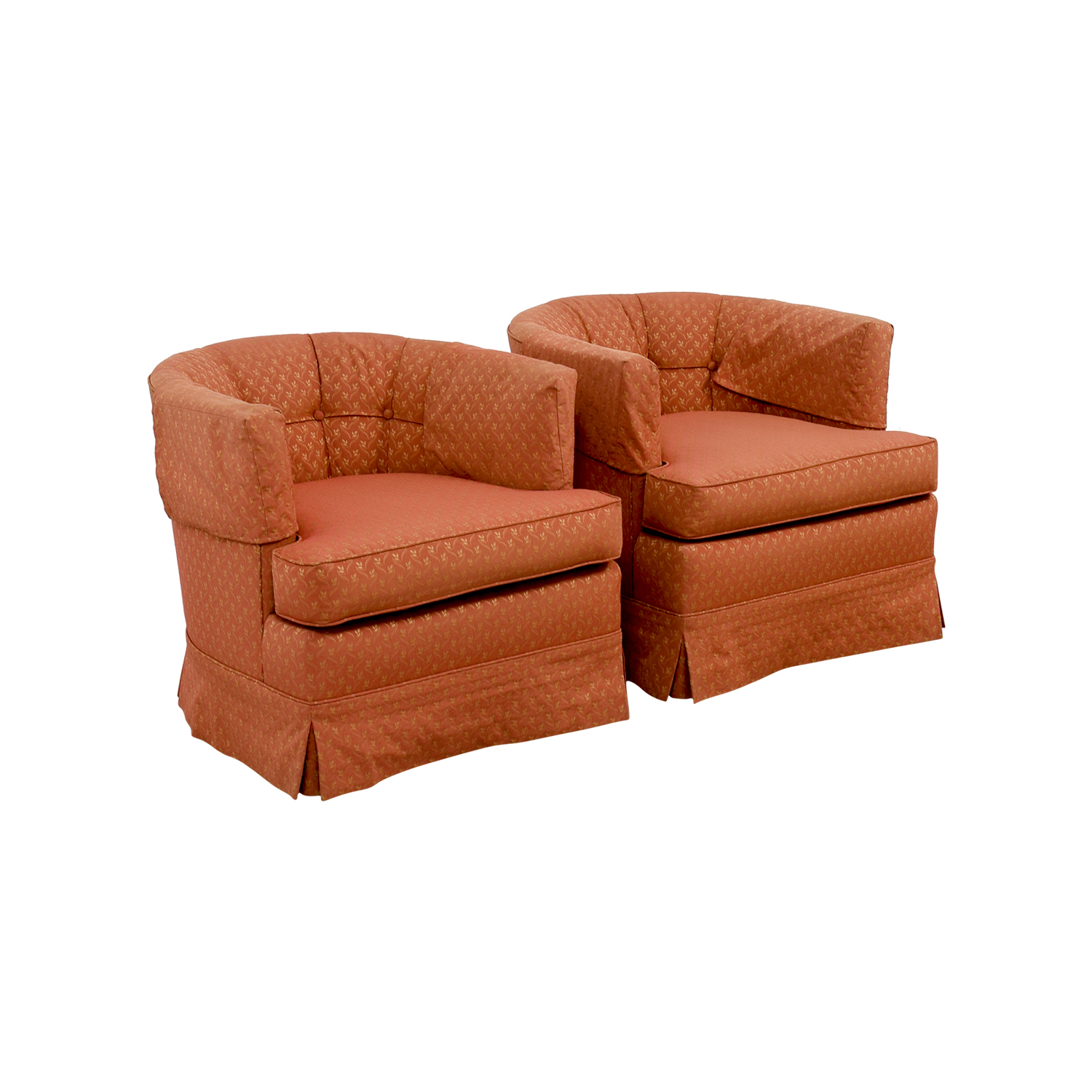 accent chairs on sale upholstered club 78 off red