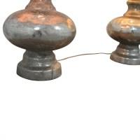 89% OFF - Pottery Barn Pottery Barn Antique Mercury Glass ...