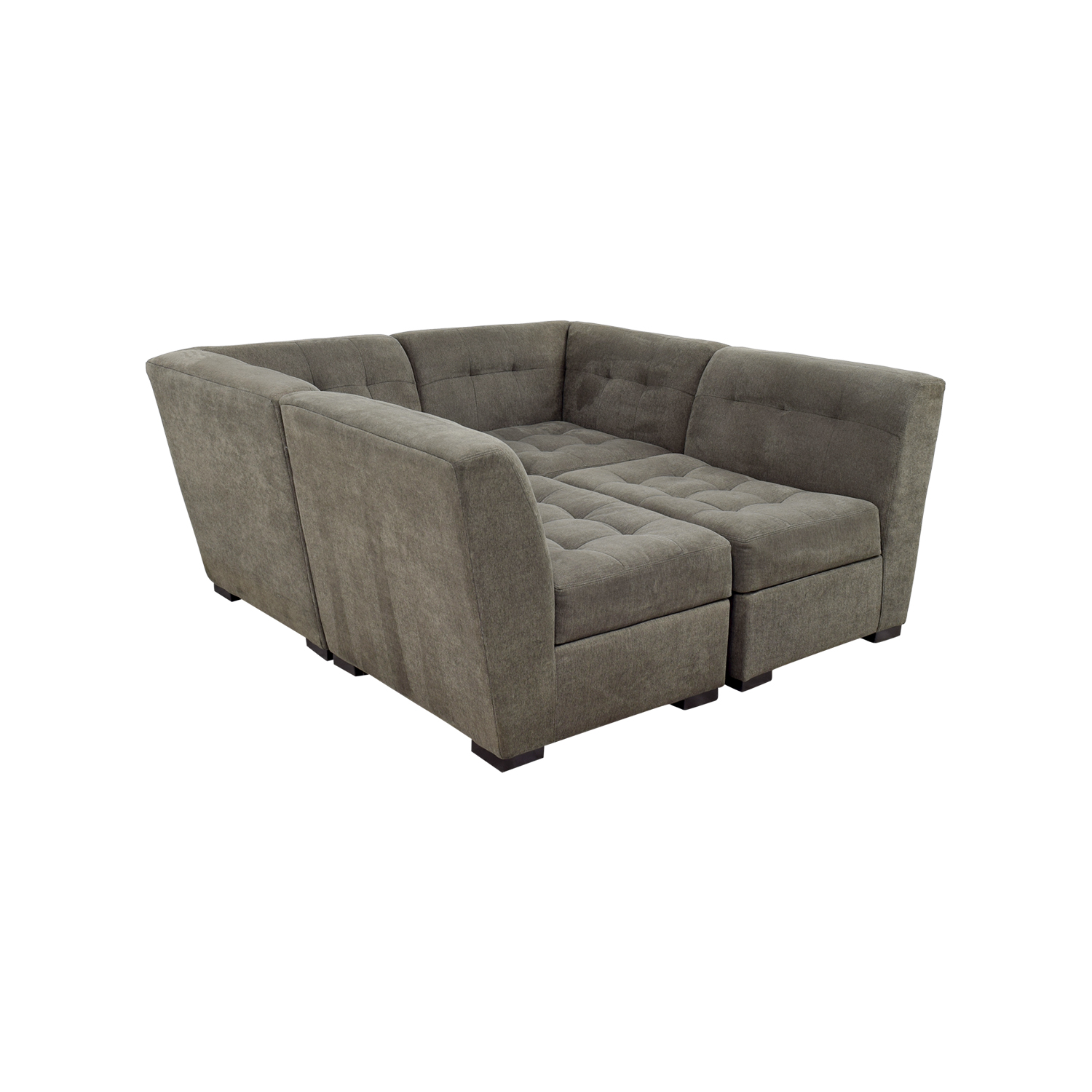 2nd hand sectional sofa slipcover for bed bath and beyond second convertible plus