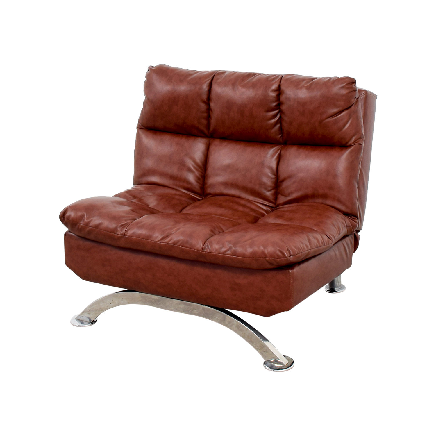 love making chair images star trek captains 2 56 off wayfair brown leather tufted