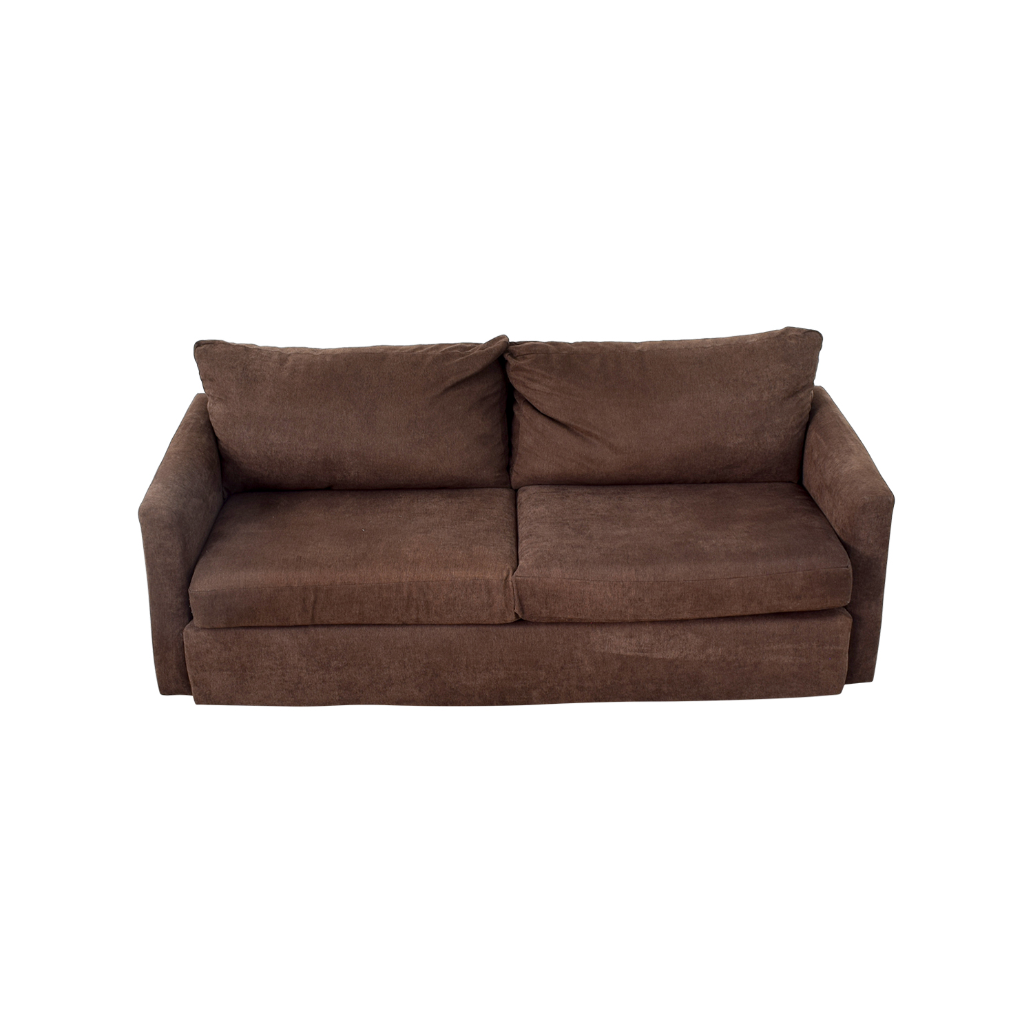 bobs furniture sofa recliner sets south africa 67 off bob 39s brown loveseat
