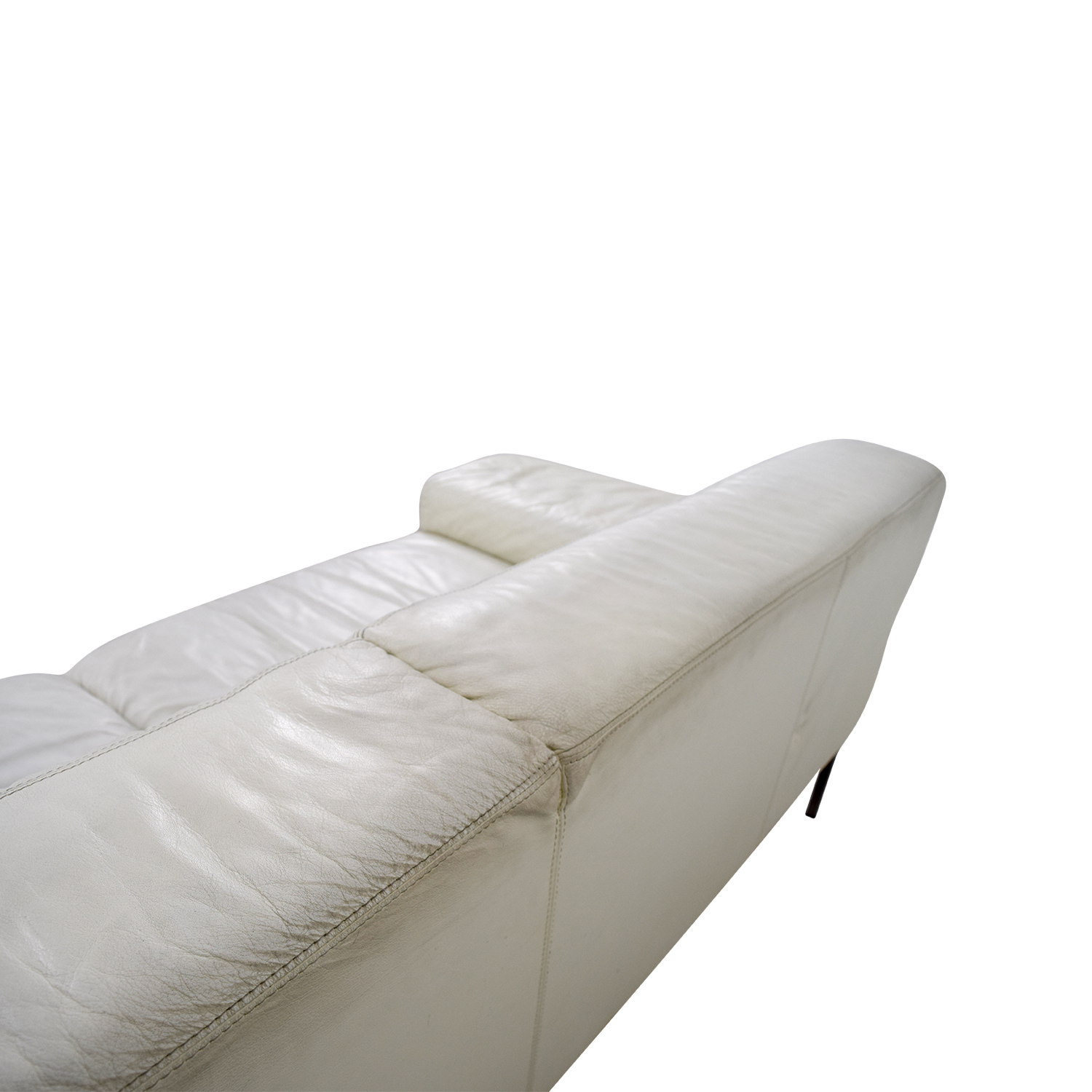 jensen lewis sleeper sofa price how to clean cushions microfiber 90 off american leather tuscan white classic sofas