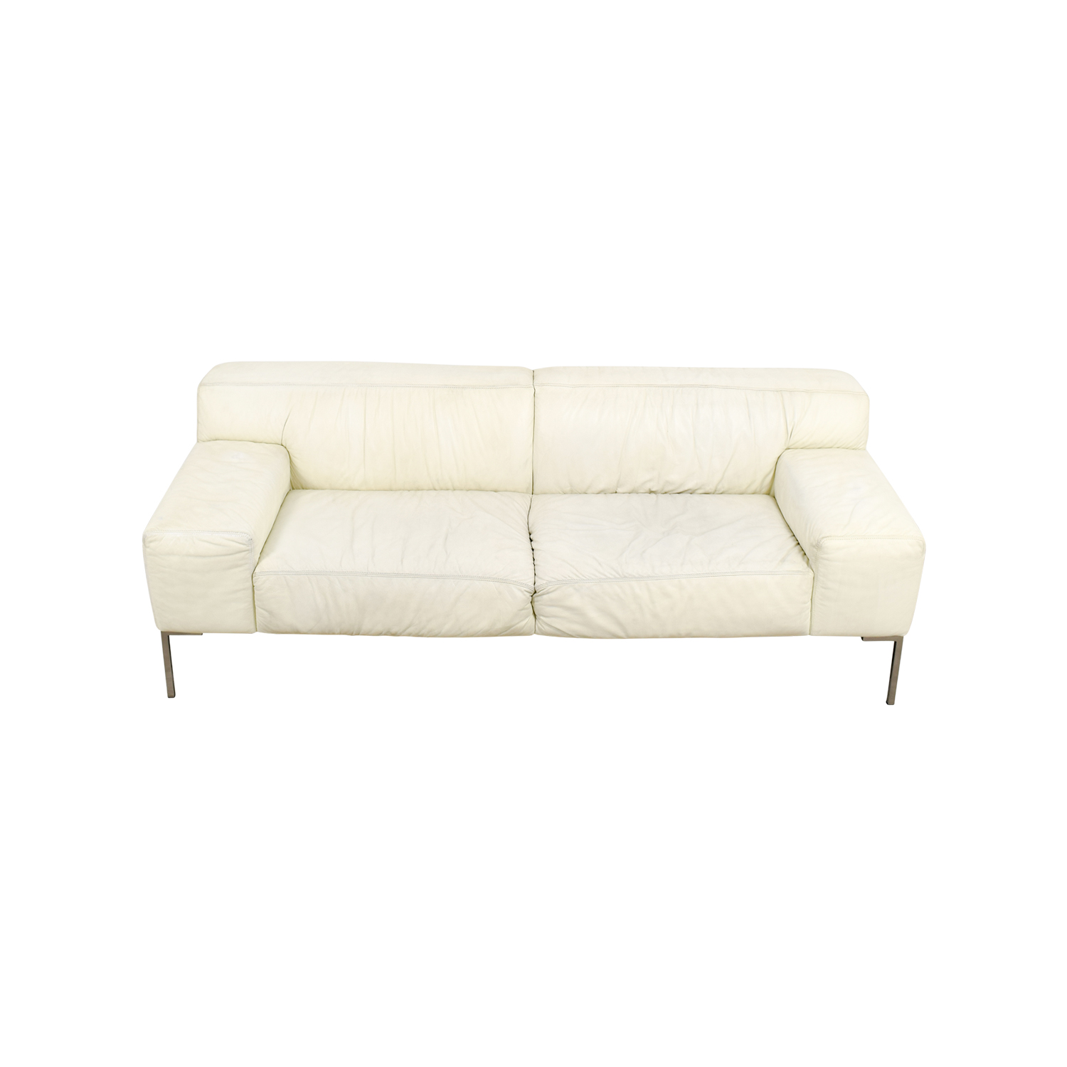 jensen lewis sleeper sofa price low cost designs 90 off american leather tuscan white discount
