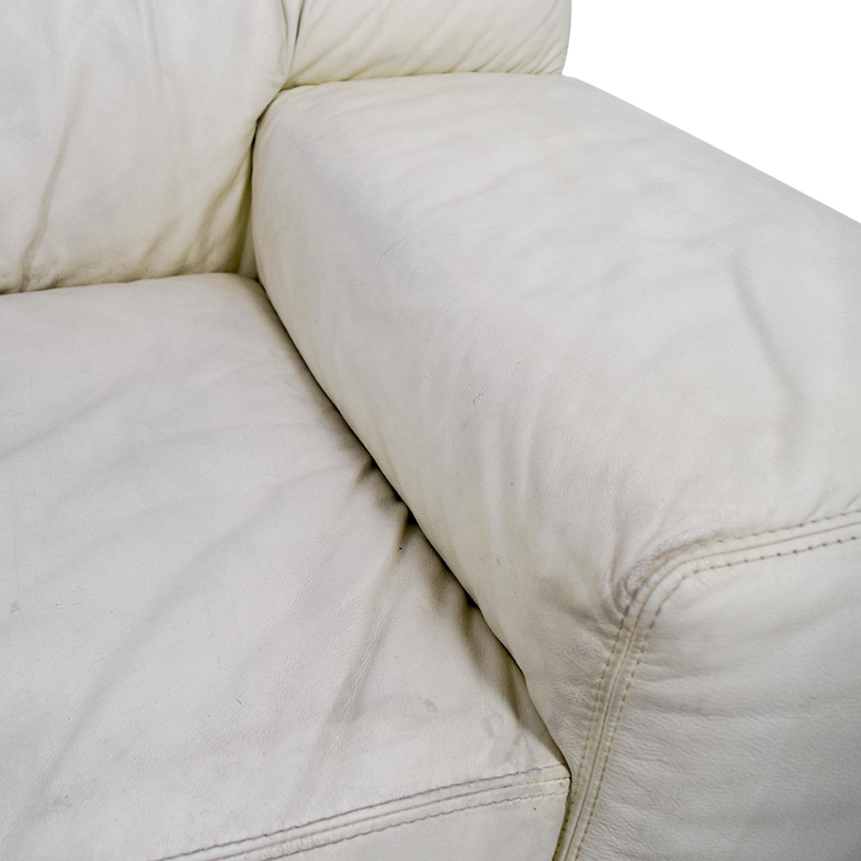 jensen lewis sleeper sofa price kitchen ideas 90 off american leather tuscan white coupon
