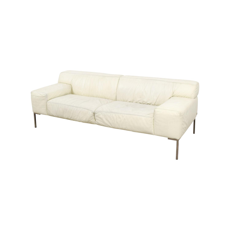 jensen lewis sleeper sofa price modern bed queen 90 off american leather