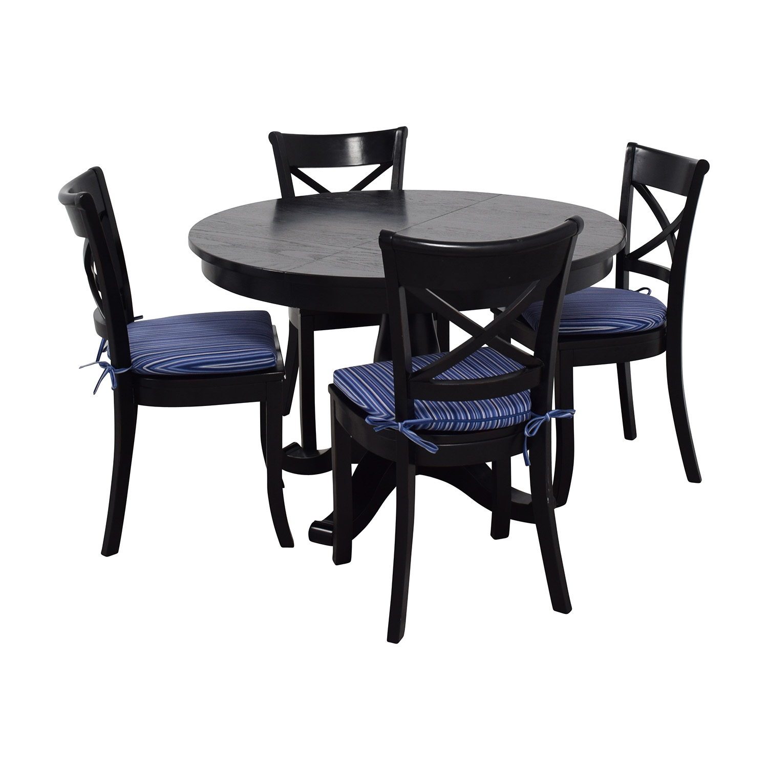 Used Table And Chairs 60 Off Crate And Barrel Crate And Barrel Table And Chairs