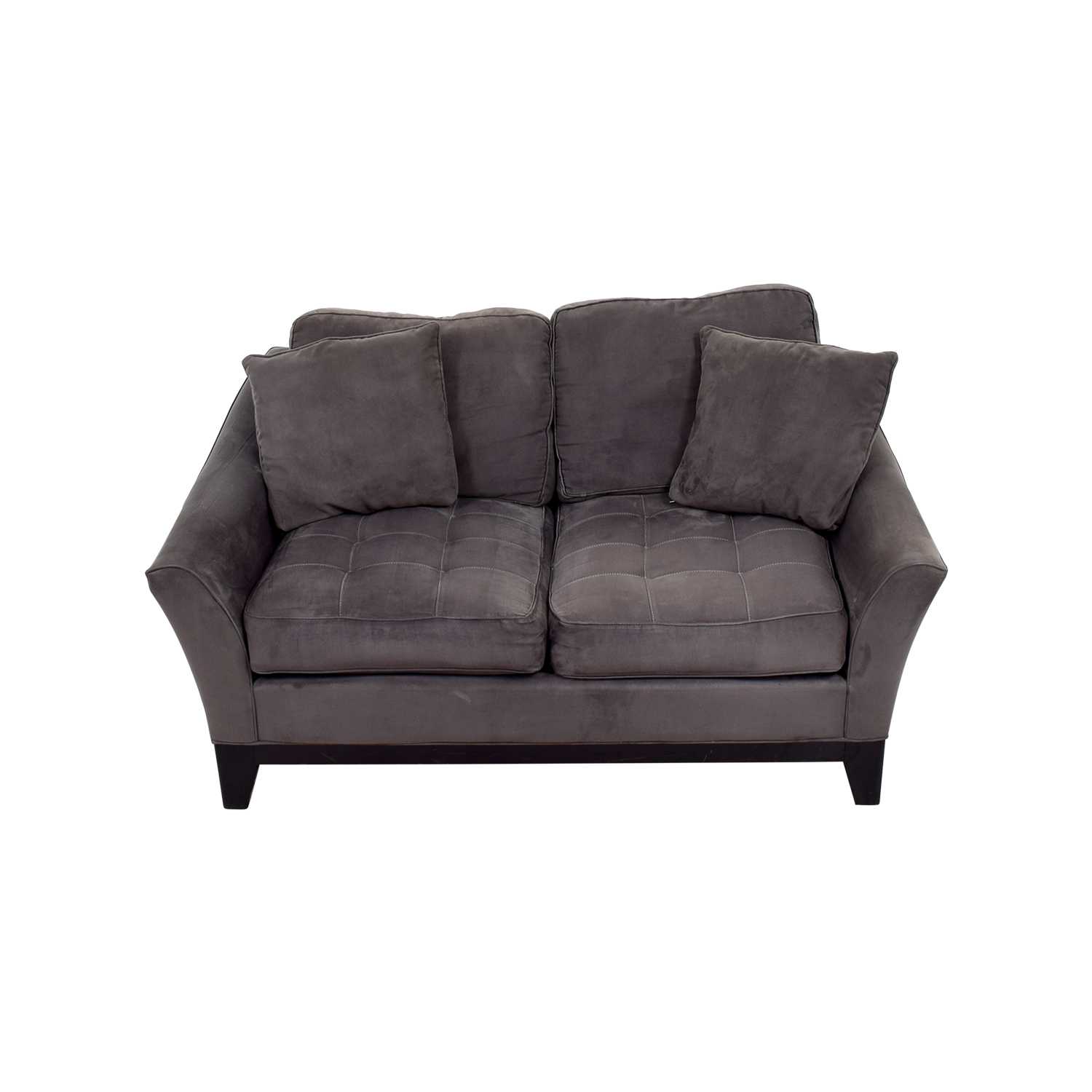 sofa cushion foam types leather brands reviews used what type of upholstery is in couch