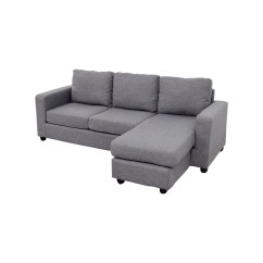 Grey Large L Shaped Sofa Under 5000 Rs 35 Off Chaise Couch Sofas