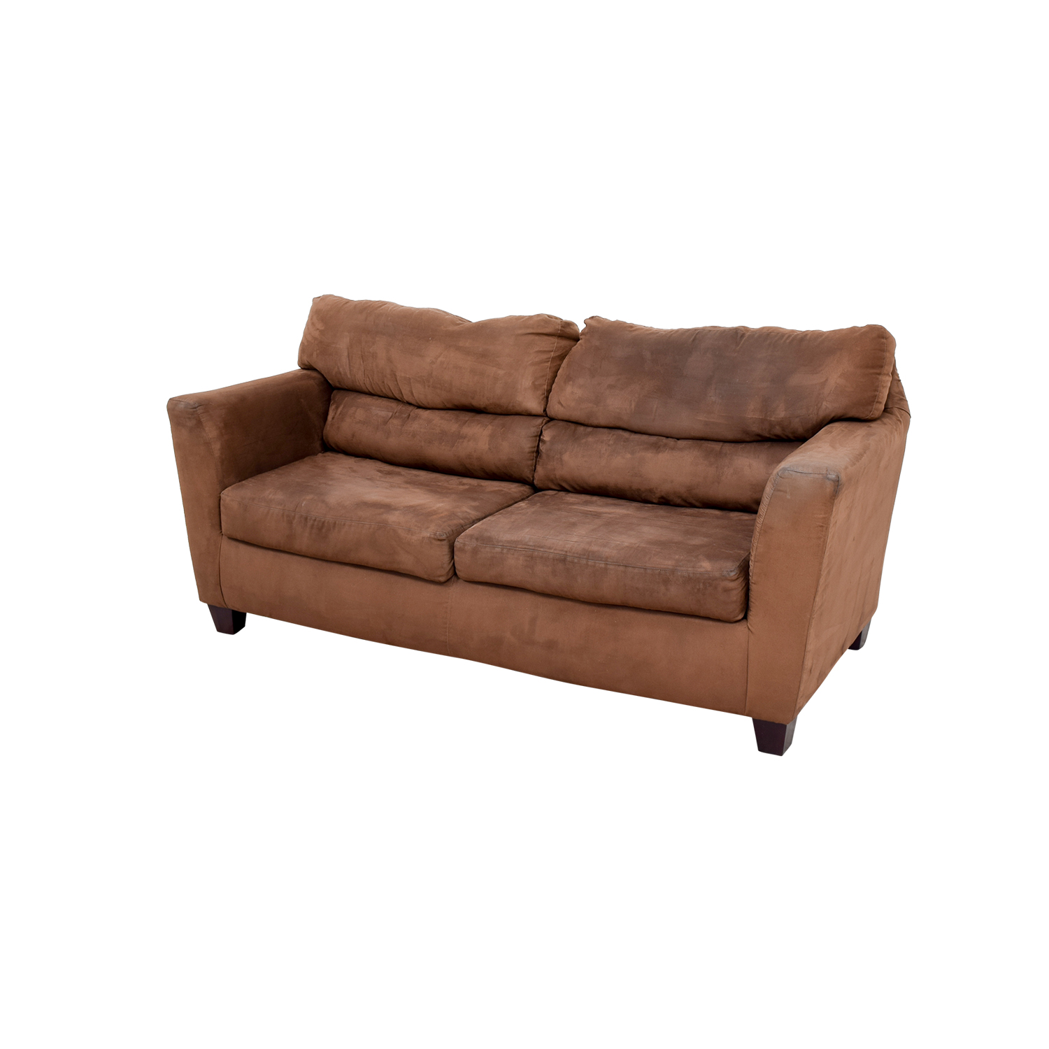 pictures of sofas modernos baratos online 90 off bob 39s furniture brown two