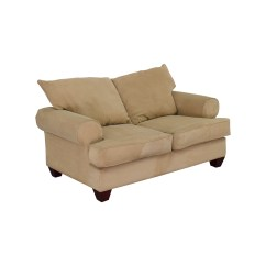 2 Seater Love Chair Oak Rocking 41 Off Bob 39s Furniture Beige Two