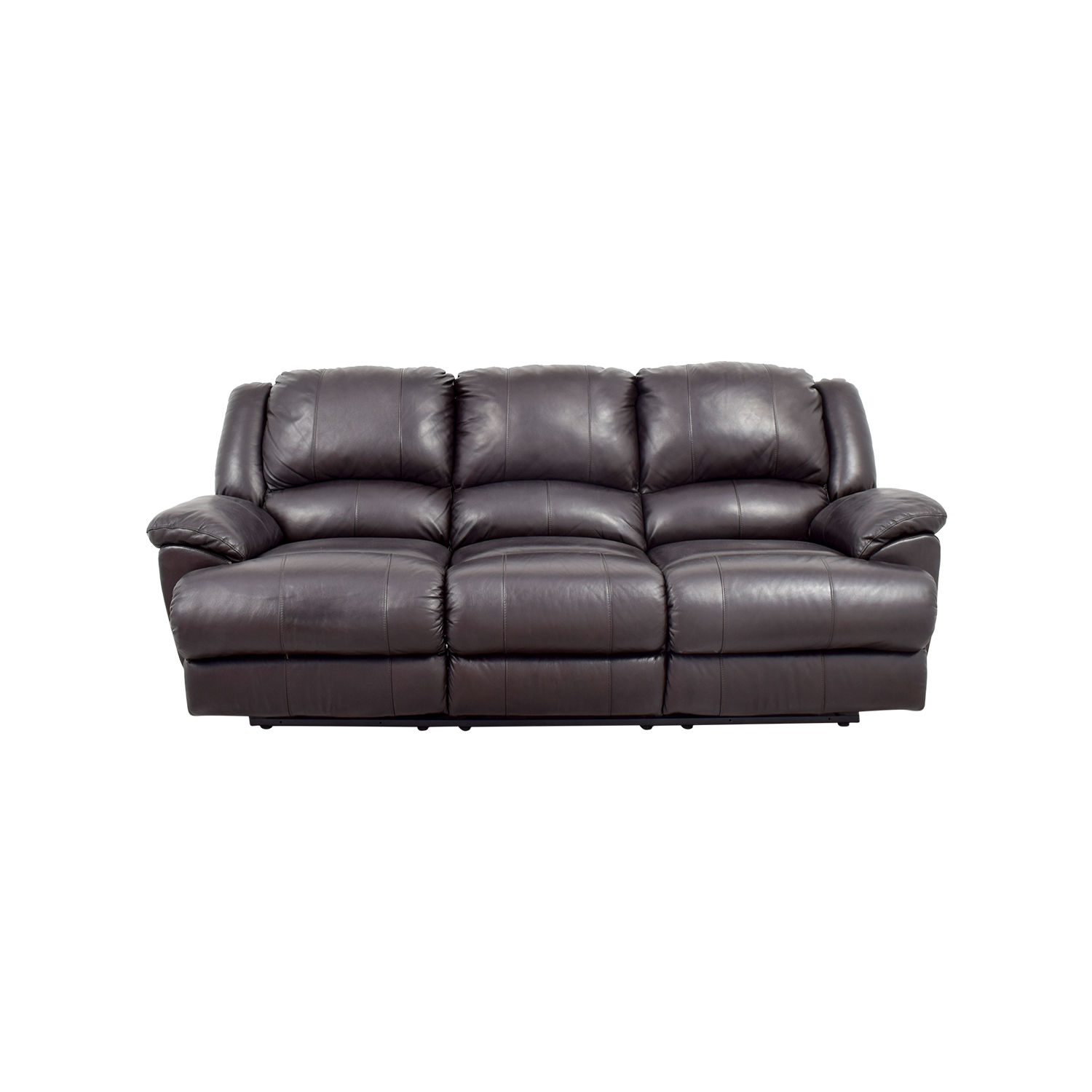 jennifer convertibles leather reclining sofa sure fit covers target remarkable