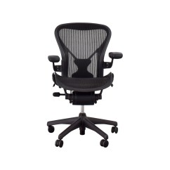 Aeron Office Chairs Single Chair Ale 71 Off Herman Miller Task
