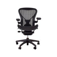 71% OFF - Herman Miller Herman Miller Aeron Task Chair ...
