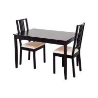 62% OFF - IKEA IKEA Three-Piece Dining Set / Tables