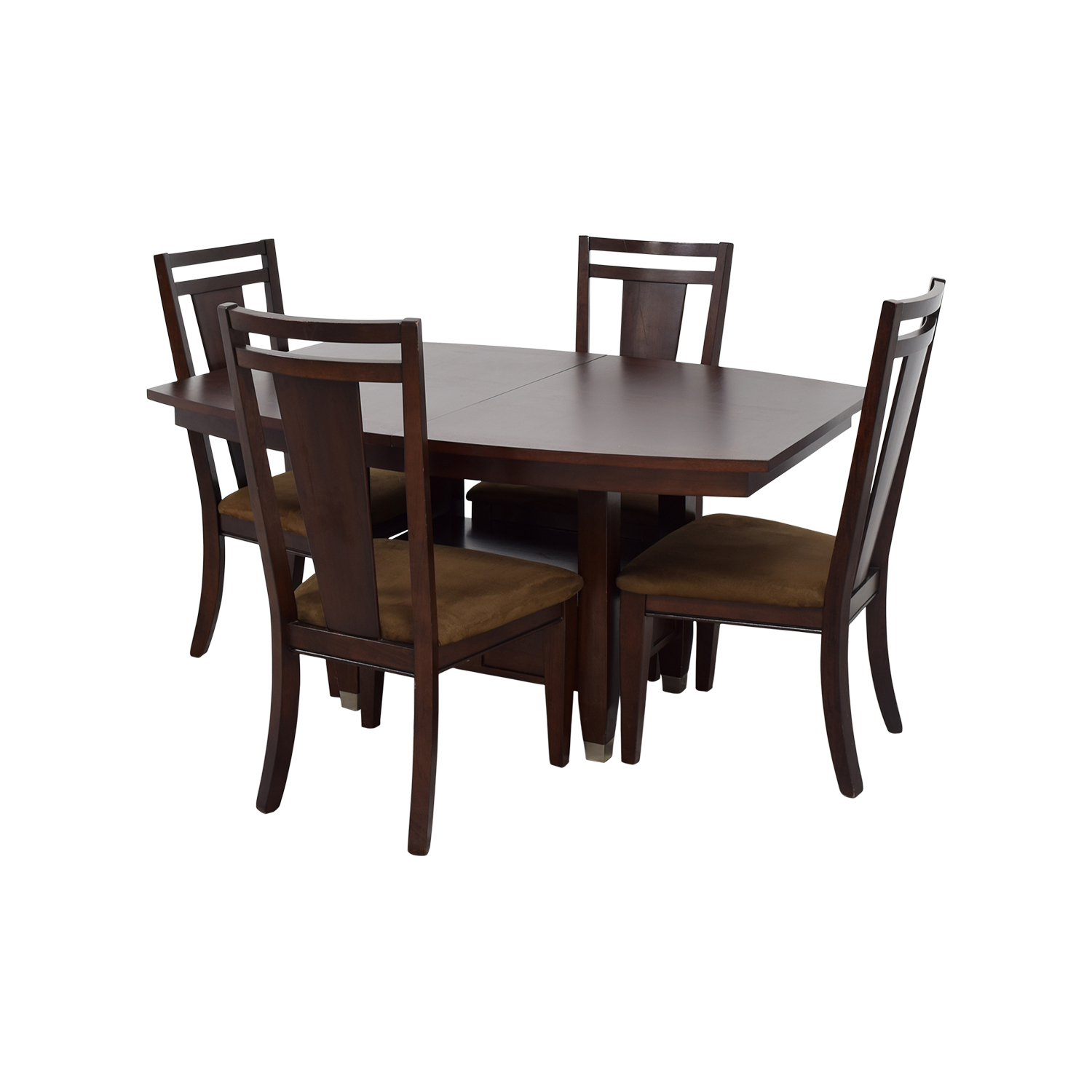 78 OFF  Broyhill Broyhill Wood Dining Table Set  Tables