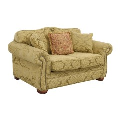 Gold Sofa Throw Pillows For 10 A Month 84 Off Upholstered Loveseat With Toss Sofas