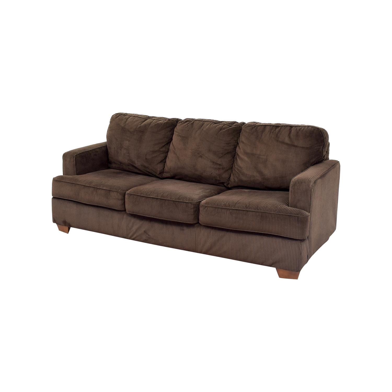 corduroy fabric sofa black full sleeper by ashley furniture cabinets matttroy