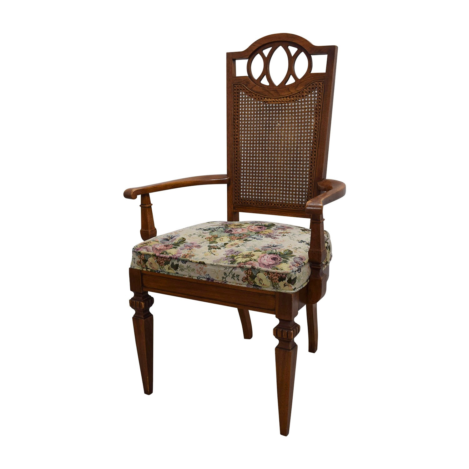 inexpensive upholstered dining chairs ergonomic chair rogan 90 off italian set with leaf extensions and
