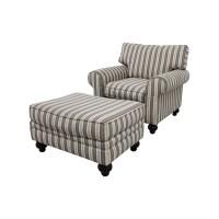 sofa chair with ottoman - Home The Honoroak
