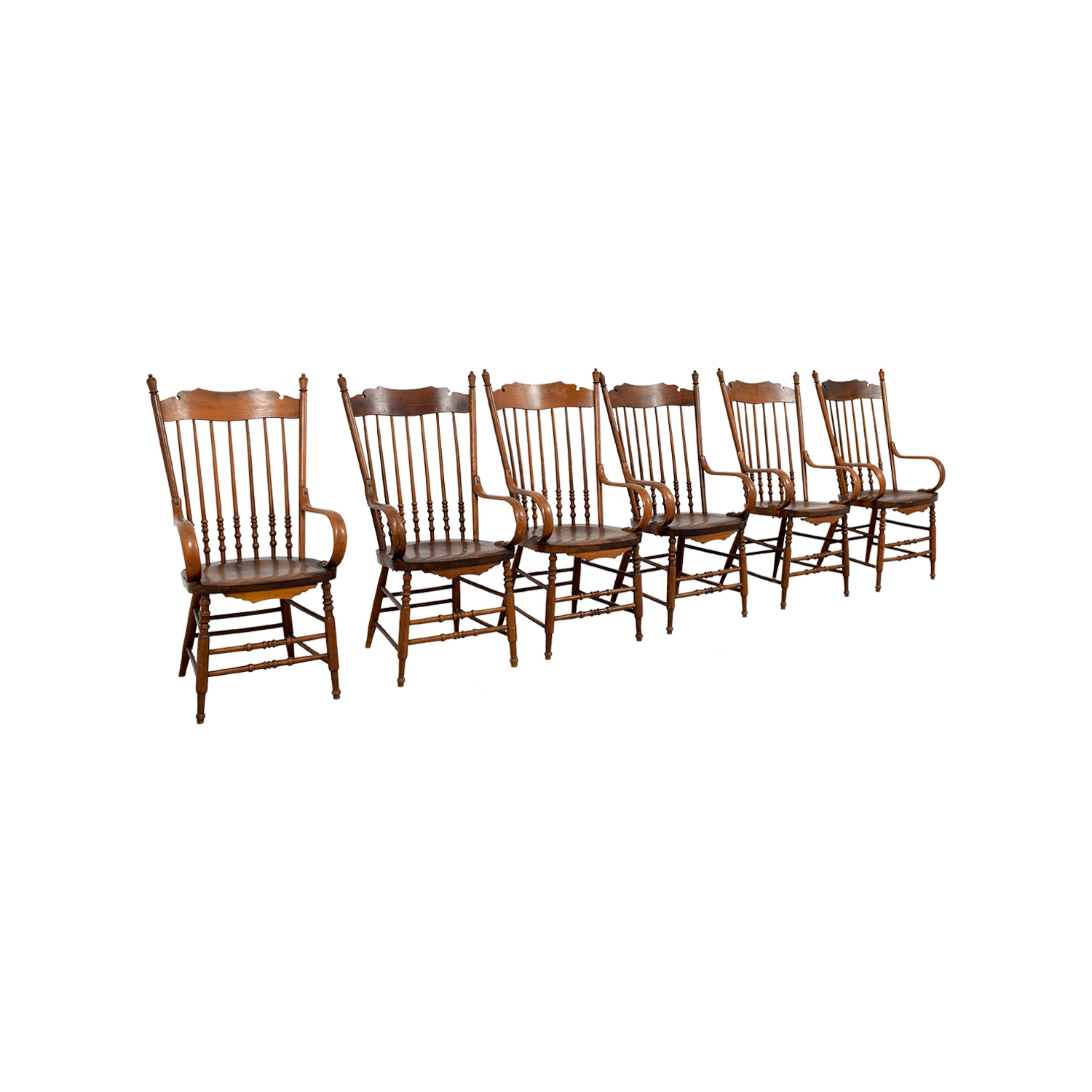 windsor chair with arms walmart wicker cushions 89 off antique chairs