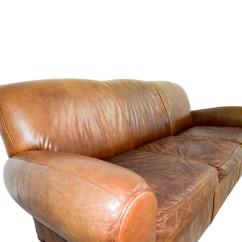 Leather Sofa Like Pottery Barn Modular Furniture Systems 73 Off Manhattan