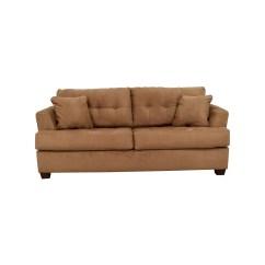 Tan Furniture Sofa White Reclining Sectional Ashley Convertible Emily Sleeper