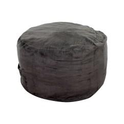 Buy Bean Bag Chair Toepia Pedicure 90 Off Natuzzi Black Leather Swivel With