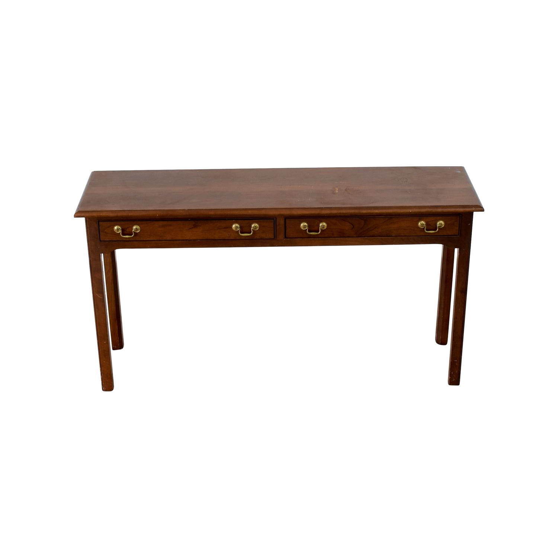 cherry sofa table with storage berkline recliner parts tables design dark amazing