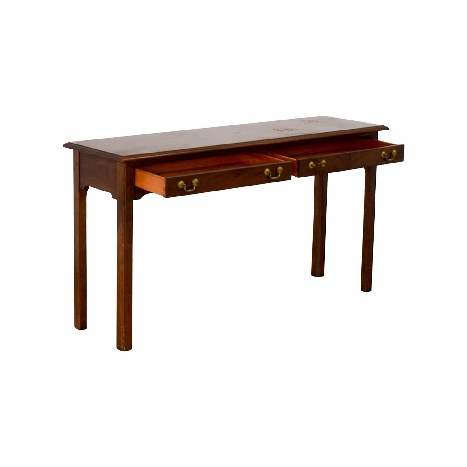 stickley sterling sofa table within rs 10000 87 off cherry valley or