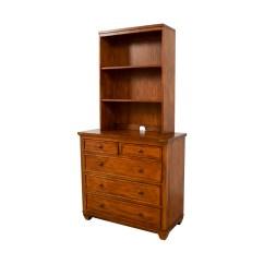 Pottery Barn Kitchen Hutch Decorative Shelves 53 Off Five Drawer Dresser
