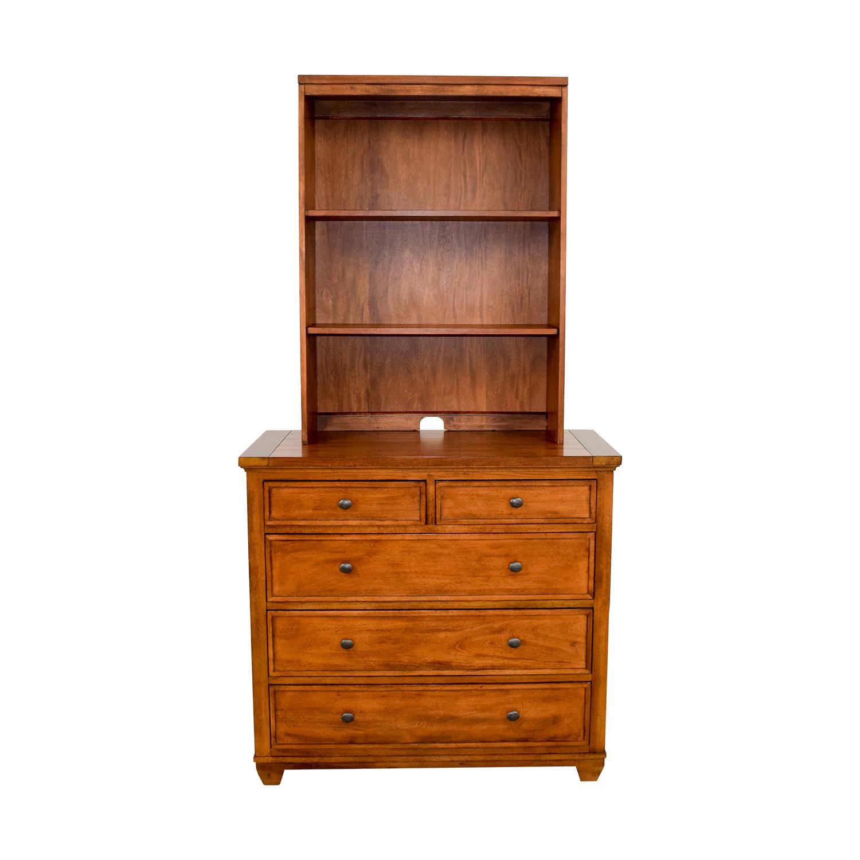 pottery barn kitchen hutch aid blender dresser with bookcase bestdressers 2017