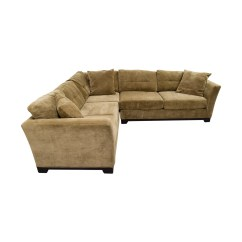 Macy Sofa Sectional Target Com Table 76 Off 39s Elliot Fabric Microfiber Two Piece