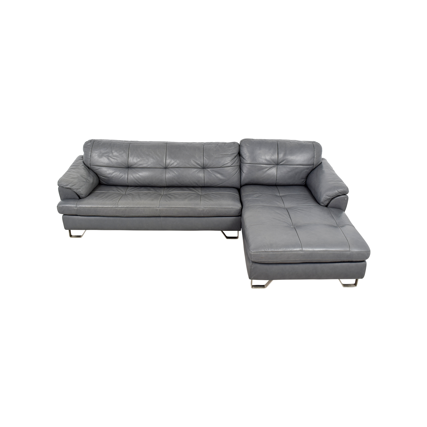tufted sectionals sofas corner wedge sectional sofa 83 off ashley furniture gray
