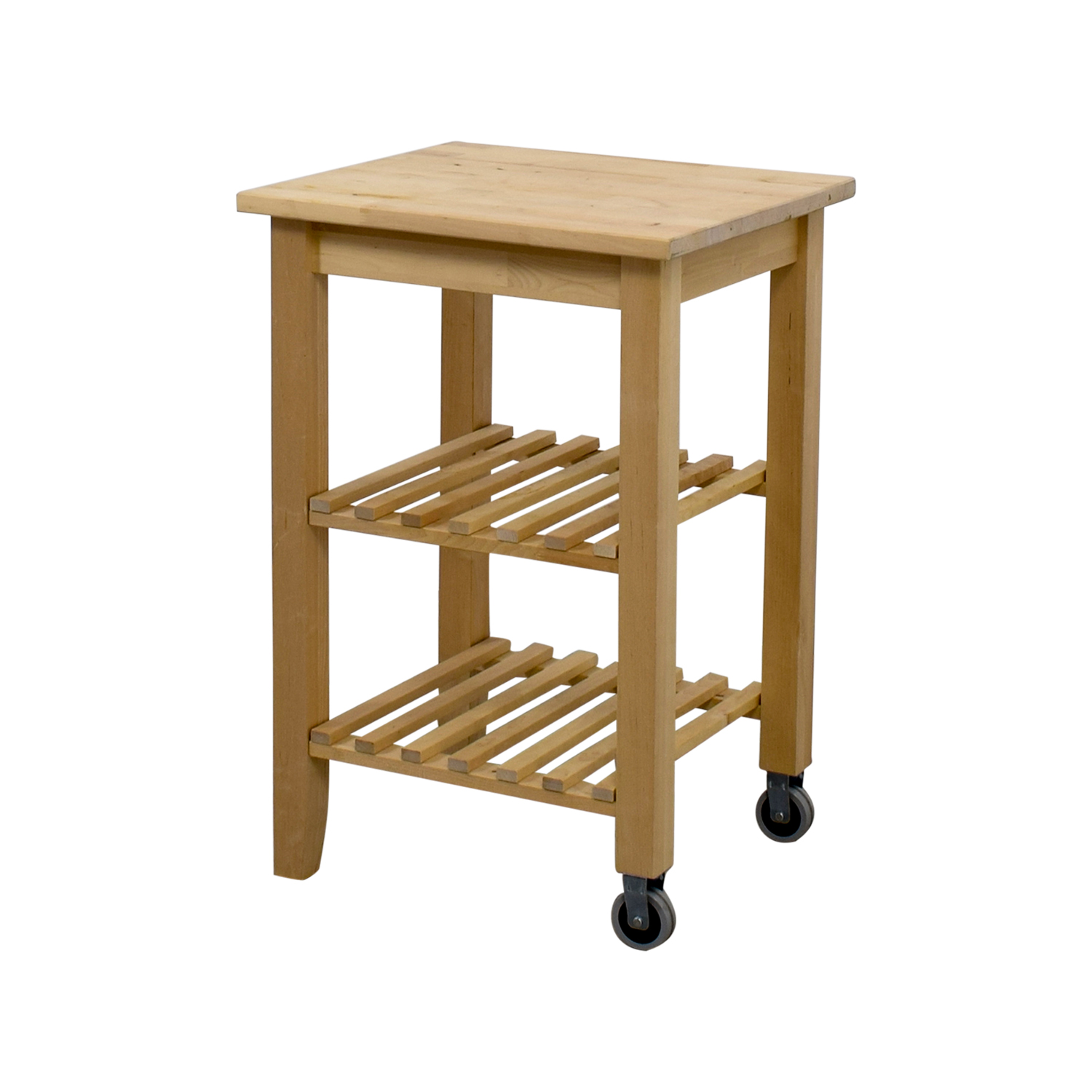 50 OFF  IKEA IKEA Kitchen Cart  Tables